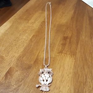 Pretty Owl Necklace!